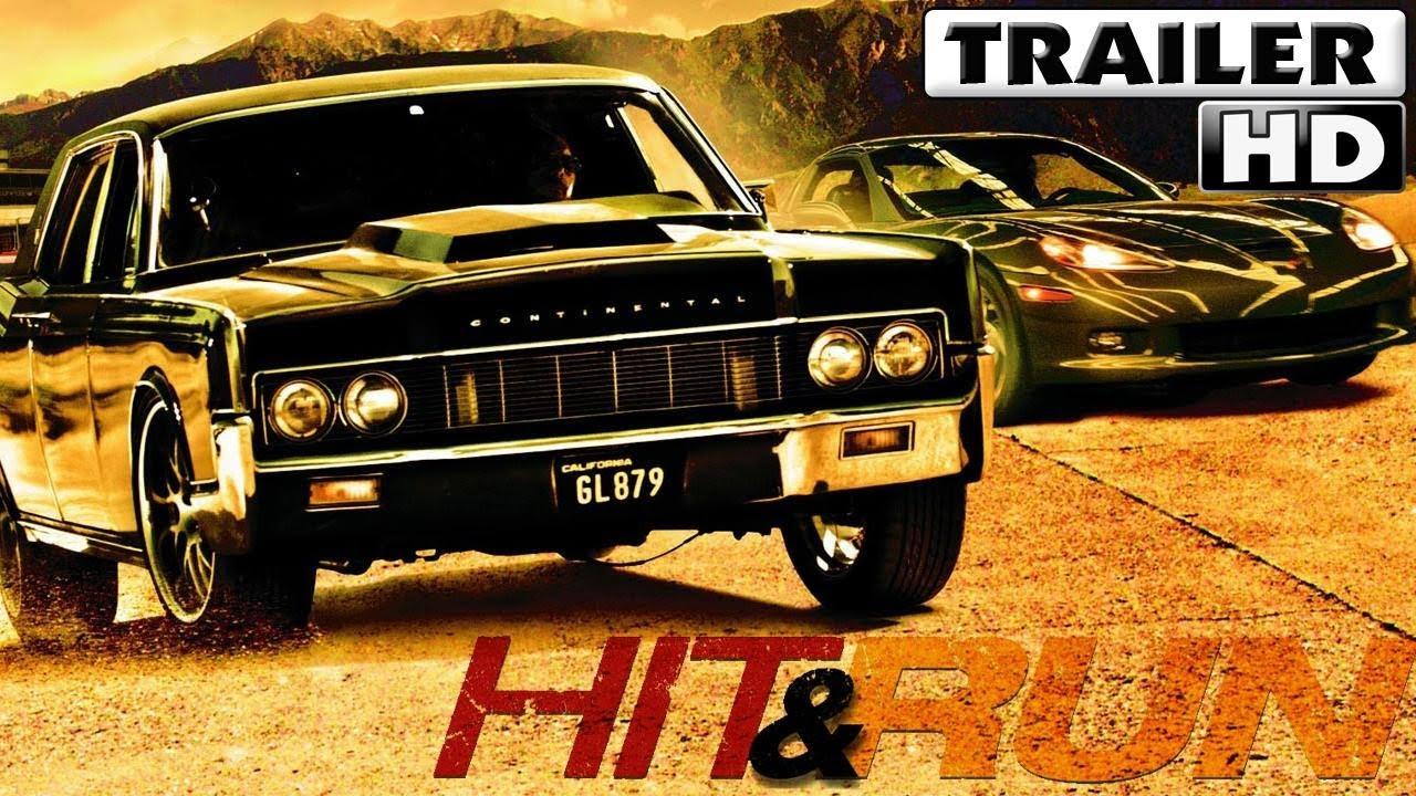 Hit And Run 2013 Trailer - Subtitulado