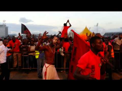 Accra Poly's Zulu Boys takes Jama to another level at 2013 Joy FM Old Skuul Reunion