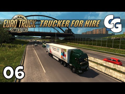 [ETS2] Trucker for Hire - Ep. 6 - Switching to a Volkswagen - ETS2 ProMods 2.17 Let's Play