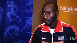 Pick One with 1500m athlete Bernard Lagat | @Lagat1500 | by Nuffin