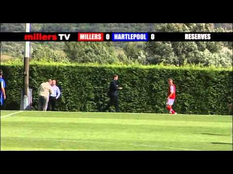 Millers Reserves v Hartlepool United Reserves