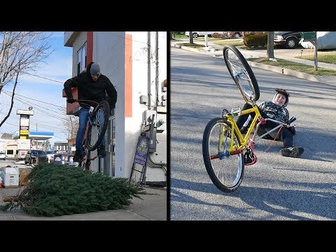 JUMPING CHRISTMAS TREE & 5 HOUR ENERGY