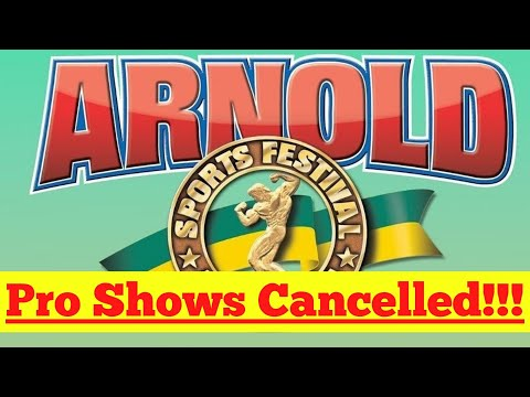 Arnold Classic Australia 2020 Officially CANCELLED!!!