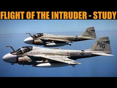 Download Flight Of The Intruder(1991) SAM CITY Attack Scene | DCS WORLD Reenactment