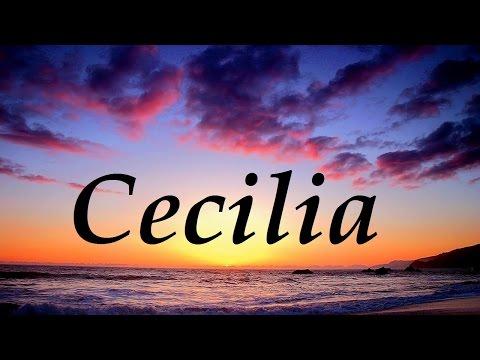 Cecilia, significado y origen del nombre