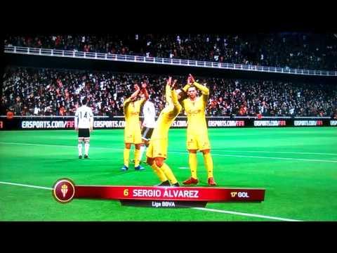 Liga BBVA: Sporting - Valencia