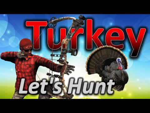 theHunter Hunting Game - Let's Hunt TURKEY (big turkey 67.3 included)