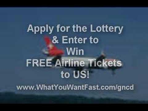 USA Visa Application: Visa request for Green Card Lottery