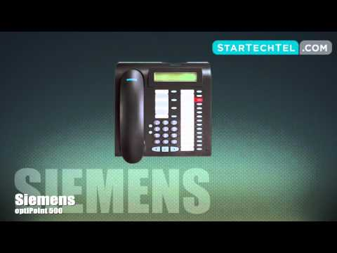 how to use the speakerphone on the siemens optipoint 500 phone youtube rh youtube com Siemens optiPoint 500 Operation Guide Siemens optiPoint 500 User Guide