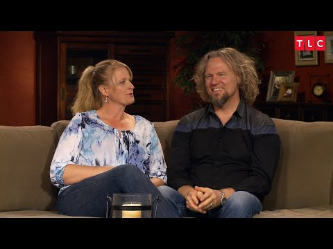 Christine and Kody Remember Their Wedding As A Sad Day | Sister Wives