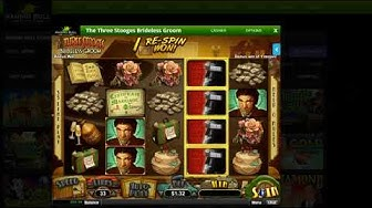 Raging Bull Casino $75 No Deposit Bonus and The Three Stooges :)