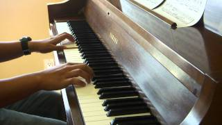 Bruno Mars - Just the Way You Are Piano Cover (Free Sheet Music)