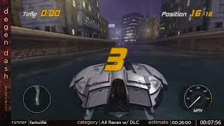 Hydro Thunder Hurricane All Races w/ DLC by farbzilla - Degen Dash II