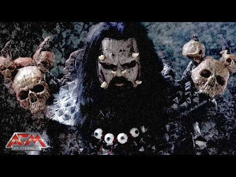 LORDI - Your Tongue's Got The Cat (2018) // Official Lyric Video // AFM Records