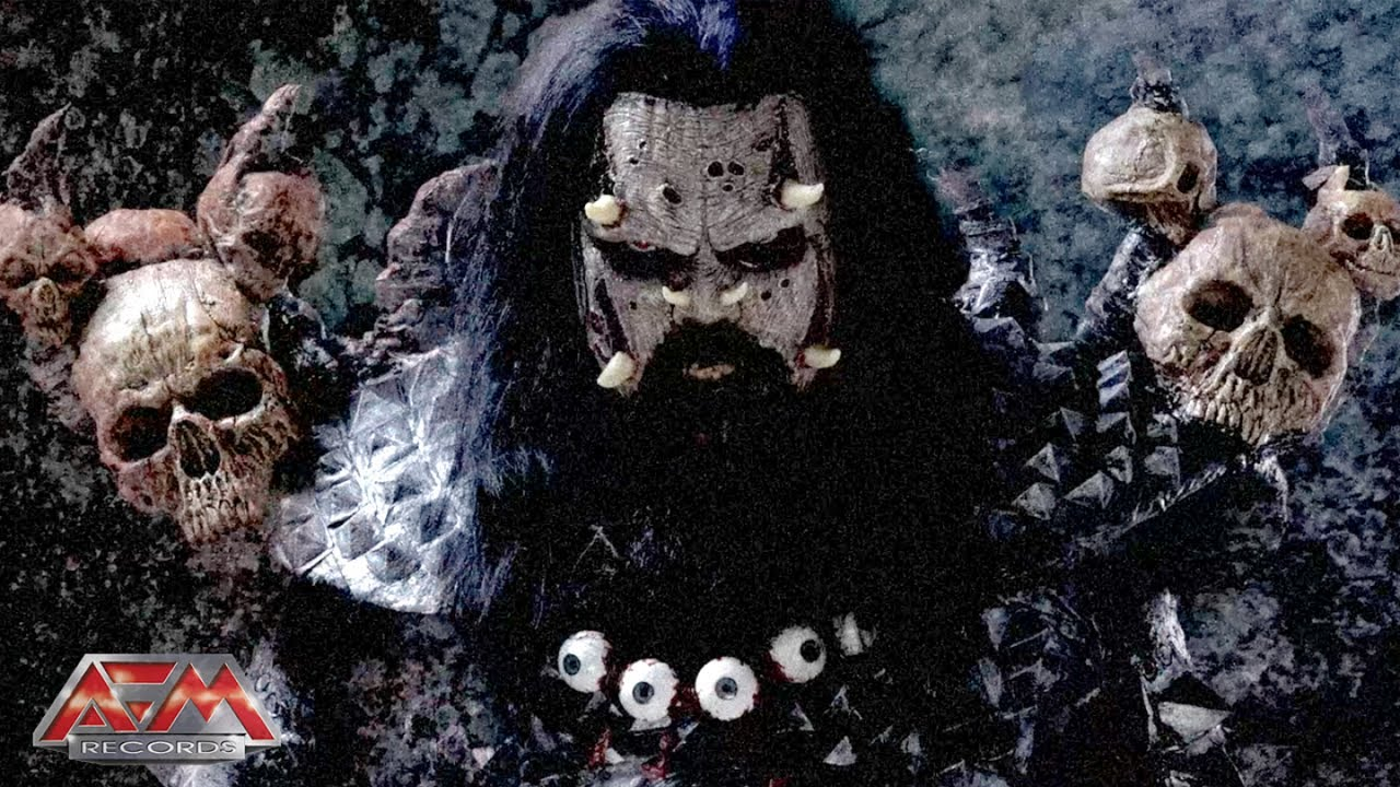 LORDI - Your Tongue's Got The ...