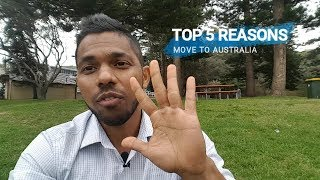 Why I moved to Australia | Top 5 reasons