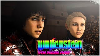 Wolfenstein Youngblood Xbox One Gameplay  (Two Bad Twin Sisters)