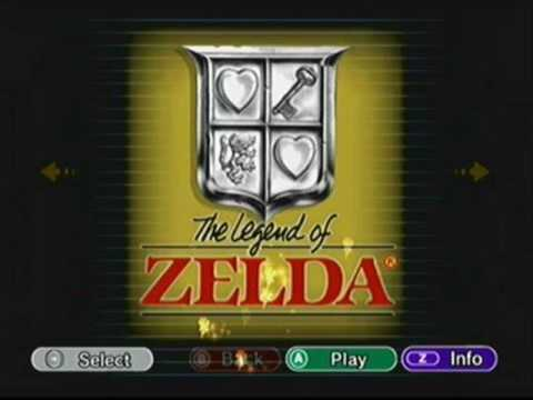 The Legend of Zelda: Collector's Edition Title Theme