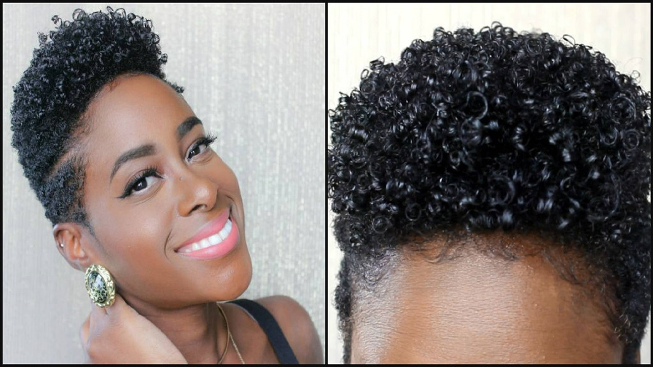 How To Define Curls On 4b 4c Natural Hair Youtube