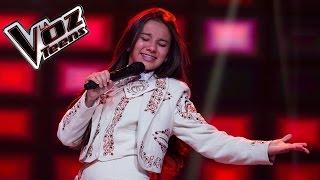 Cover images Dayanna Ángel canta 'Me gustas mucho' | Audiciones a ciegas | La Voz Teens Colombia 2016