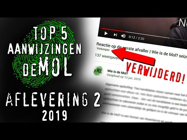 WIDM UPLOADDE DE VERKEERDE VIDEO! 😱 - Wie Is De Mol 2019 Aflevering 2 WIDM
