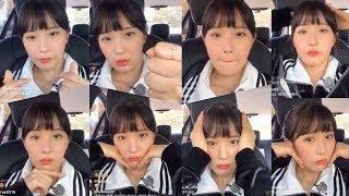 조현영 레인보우 현영 HyunYoung 's 191004 Instagram Live 01 With Chat …
