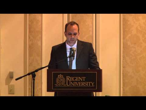 2015 Symposium Banquet Featuring Benjamin Nolot