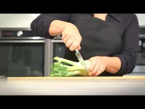 Tècniques de cuina - Fonoll