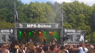 Versengold -   solange jemand Geige spielt  (Live auf dem MPS Bückeburg II 14.07.2018)