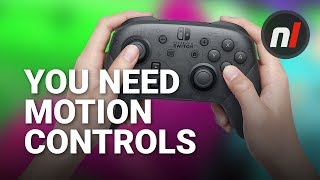 You'll Play Better with Motion Controls in Splatoon 2 | Soapbox w/ ThatSrb2DUDE