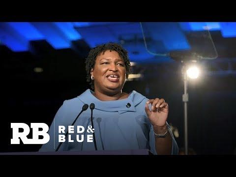 Stacey Abrams wields political power, despite not being a lawmaker