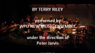 IN C - Terry Riley, part 3 of 4, Peter Jarvis - Director, WPU NME - 11.30.09.wmv