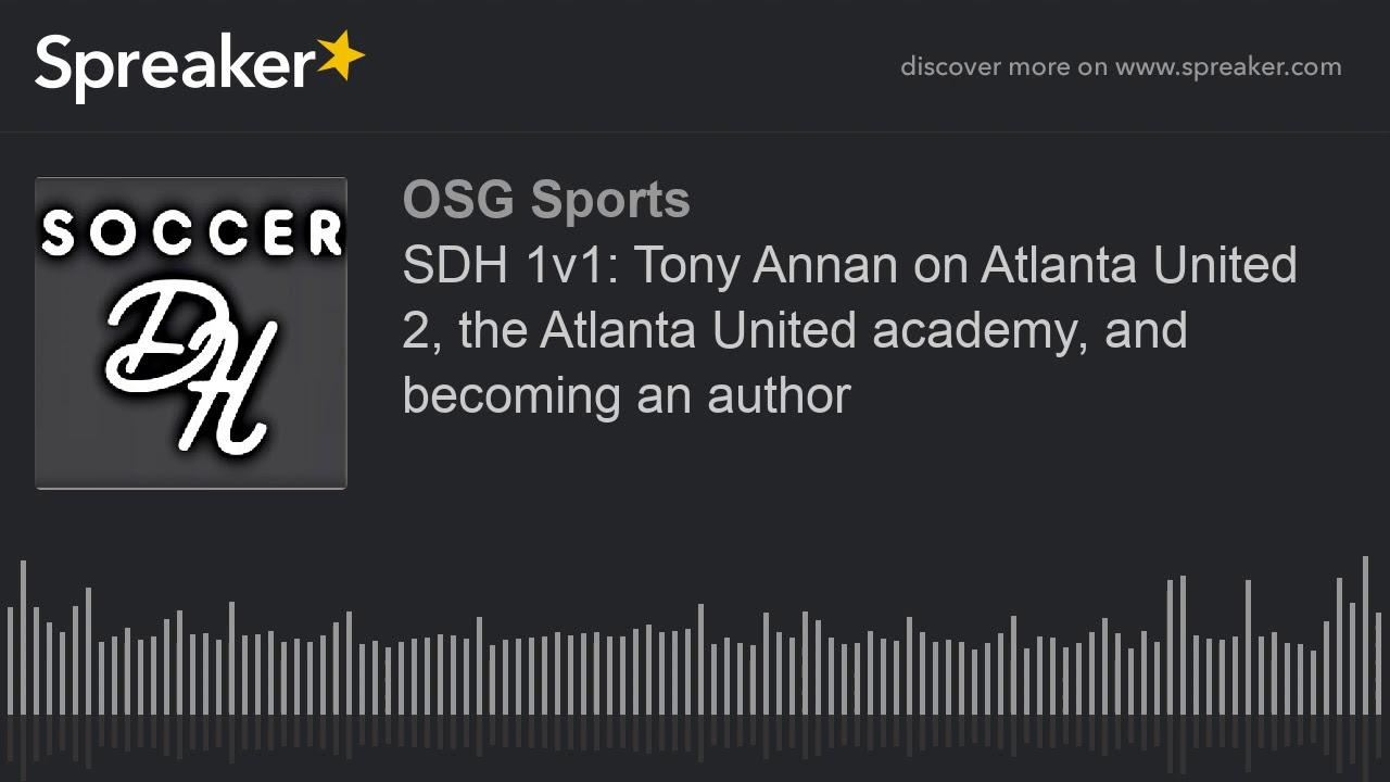 SDH 1v1: Tony Annan
