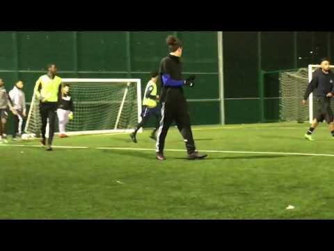Sportsdirect Enfield Unedited Football Match 15/1/17