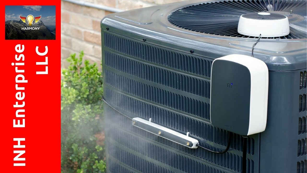 2 Home Cooling (MIST) Invention Ideas