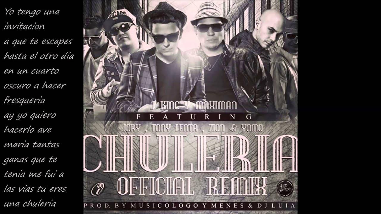 musica de j king y maximan chuleria