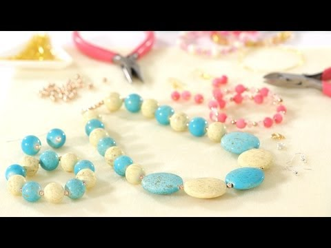 How to Make Jewelry Free Tutorial for Beginners