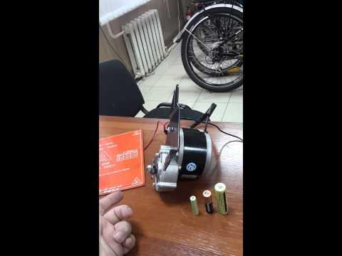 видео: Мотор для электромотоцикла