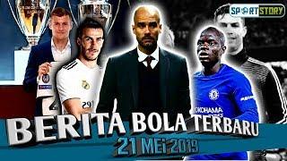 Download Video Bale Ancam Madrid - Kompany Jadi Pemain dan Pelatih | Berita Bola Terbaru Hari Ini MP3 3GP MP4