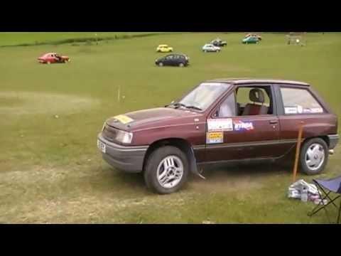 BTRDA HCC Wales Car Trial 2013 CVMC