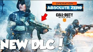 *NEW* OPERATION ABSOLUTE ZERO EVENT! NEW DLC WEAPONS, SPECIALIST, & MAPS! Call Of Duty: Black Ops 4