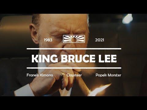 Popek - King Bruce Lee - & Franek Kimono / Claysteer