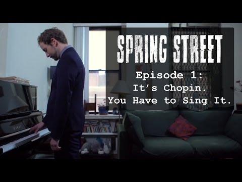 SPRING STREET S01, Episode 01