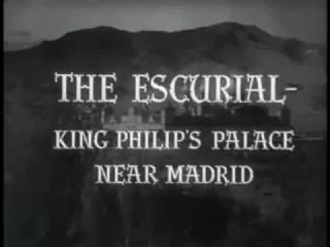 Escorial Palace, Spain:  Philip I considers a plan to kidnap Elizabeth