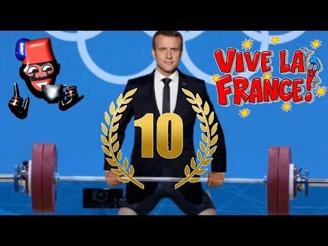 VIVE LA FRANCE ! #10 : Racisme ordinaire, Mauvaises blagues en série & Macron VS hôpitaux !