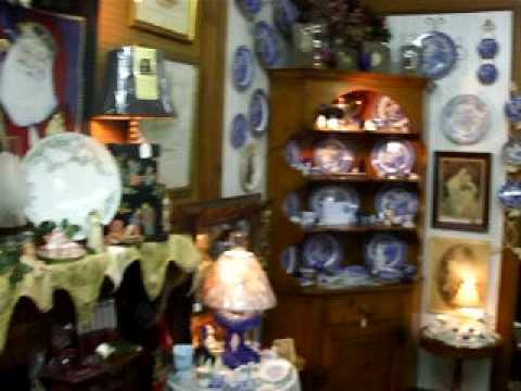 Barn Raising Antique Shop Tour