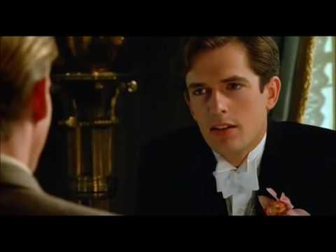 Another Country: Dating in the restaurant  (Rupert Everett and Cary Elwes)