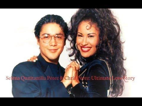 Selena Qunitanilla Pérez & Chris Pérez: Ultimate Love Story