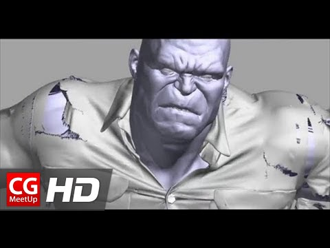 "CGI VFX - Making of ""Hulk"" Part 1 - The Avengers - Industrial Light & Magic"