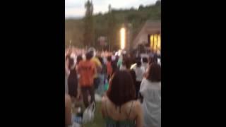 2012年8月25日播磨中央公園にて行われたトータス松本ライブ映像.